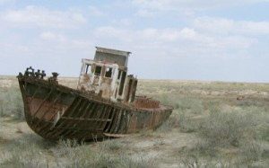 The Destruction of the Aral Sea